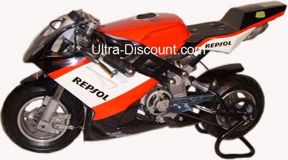 pocket bike 39cc liquide liquide mt4 mta4 ultra. Black Bedroom Furniture Sets. Home Design Ideas